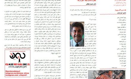 """نگاهی به داستان کوتاه """"ماهی در باد"""" اثر حسین آتش پرور- محمود دهقانی"""