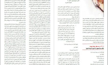 """از سه منظر """"پیاده شوید"""" (نگاه به شعری از علیرضا شکرریز) – سیما منصوری"""